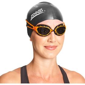 Zoggs Predator Polarized Gafas S, orange/black/smoke